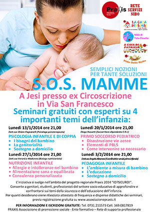 Progetto SOS MAMME
