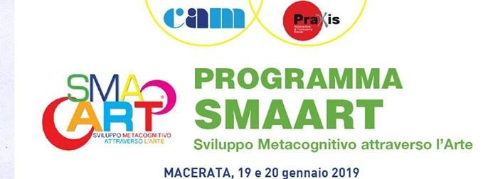 Per il Bonus docente a Macerata. Programma SMAART per insegnanti ed educatori.