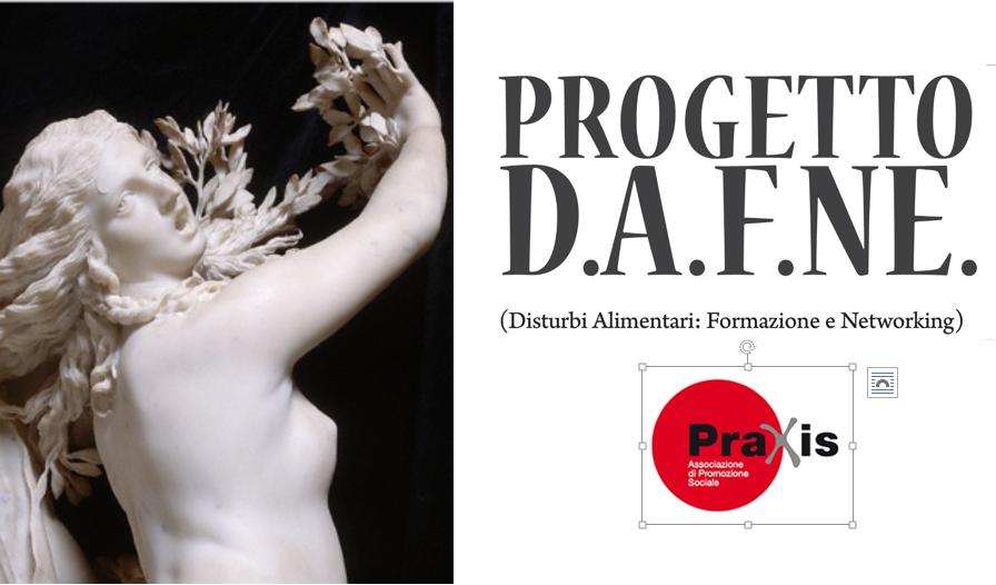 Progetto DAFNE: disturbi alimentari formazione e networking