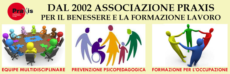 Progetti sociali. Corsi di formazione professionale legalmente riconosciuti.