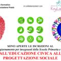 CORSO INSEGNANTI DALL EDUCAZIONE-CIVICA ALLA PROGETTAZIONE SOCIALE
