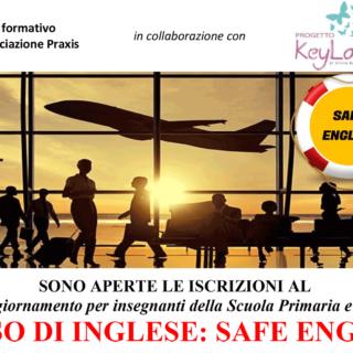 CORSO DI INGLESE: SAFE ENGLISH